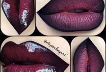 Lip Ideas / by Crystal Rondeau