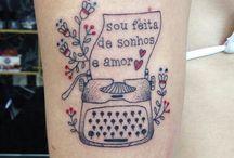 Inspiração• Tattos pequenas