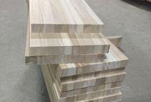 Oak / board from oak timber, planed products, lining from an oak