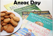 Anzac day / anzac day resources
