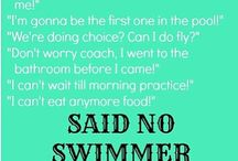 Get a Swimmer Life / by RR Talley