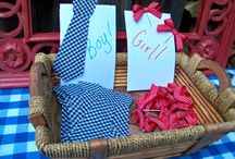 gender reveal party / by Whitney Schabow