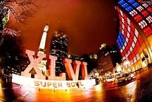 Super Bowl XLVI / by Kelly Gallaway