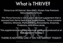 Thrive / by Brandy Russell