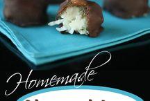 almond joys homemade