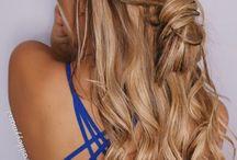 Peinados pelo ondulado