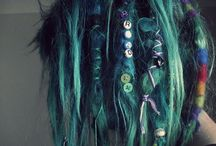 Hair.~