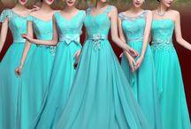 vestidos madrinhas casamento