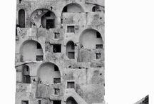 Immeuble en ruine