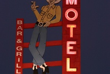 Motels ... Lodges ... Hotels ... / by Georges Castelbon