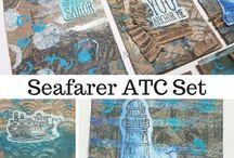 My Artist Trading Cards - ATC