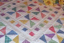 Pinwheel table topper