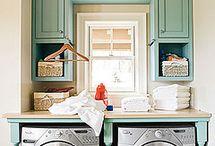 Laundry Room Ideas / by Tara Kuczykowski
