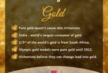 Infographics / Follow this board to know the amazing facts about your favourite jewelry and their elements. :D