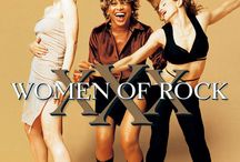 Women of Rock : Courtney Love, Tina Turner and Madonna
