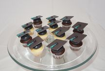Graduation Cakes from Lilac Patisserie