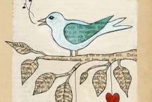 vogels in de kunst 3