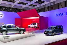 Dacia la Salonul Auto de la Geneva / Suntem foarte mândri să ne fi aflat printre titanii lumii auto pentru o săptămână și jumătate, la Salonul Auto de la Geneva. Ce spuneți de standul Dacia?