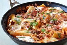 Recipes - Noodles and Pasta