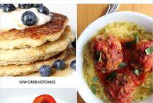 low-carb recipes