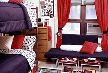 "Dorm Living / Spruce up your living space and make it your ""home away from home"" with the ideas and ""tips"" shared via this board."