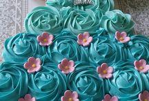 Princess cake/cupcake ideas