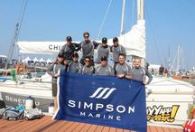 Beneteau Simpson Marine at China Cup 2017