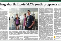 LAMP CHC and SEYA Press Stories / LAMP CHC and SEYA in the local News!