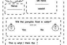Pumpkin Math / by Kelly Birkenmeyer