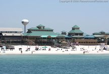 My Happy Place / Florida Panhandle, my happy place / by Susan Kanzenbach-Tamplen
