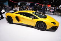 Lamborghini / A collection of the latest and greatest Lamborghini's and exotic sports cars