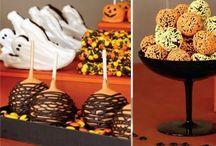 FESTIVIDADES / Halloween / Actividades, comida y decoración para Halloween