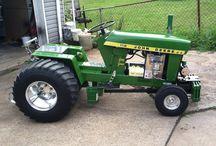 Garden Tractor / Little tractors, garden tractors