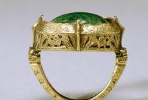 Medevial jewellery