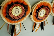 HALLOWEEN / Halloween decorations, tablescapes, costumes, outdoor and indoor decor all things Halloween