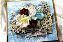 ScrapBerry's handmade mulberry flowers