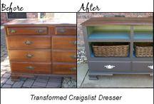 reciclado de muebles