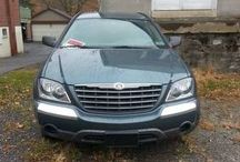 Used 2006 Chrysler Pacifica for Sale ($8,000) at Martins Creek , PA / Make:  Chrysler, Model:  Pacifica, Year:  2006, Exterior Color: Green, Interior Color: Beige, Doors: Four Door, Vehicle Condition: Good,  Mileage:92,000 mi, Fuel: Gasoline, Engine: 6 Cylinder, Transmission: Automatic, Drivetrain: All wheel drive.   Contact:610-301-9184  Car Id (56126)
