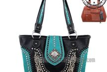 Conceal Carry Handbags / Fantastic looking and VERY practical purses for ladies who want to carry.