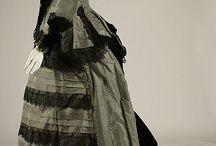 Fashion Late 1800's / by Nina Rivas