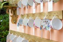Coffee Shop Bridal Shower