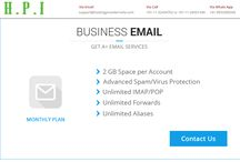 Email Hosting / We are the ideal email hosting provider in Delhi.While enrolling our email hosting services, you can create and manage unlimited email accounts with your domain. 24*7 support available.