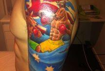 Australian Tattoo