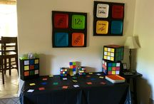 Rubiks Cube Party