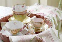 "FABulous Tea Time / by Carla ""Auntie Fabulous"" Cash"