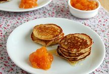 Breakfast- Pancakes / Every variety of pancakes imagined!
