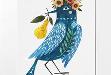 birds / by Cece Merkle