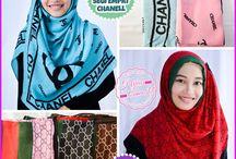 Hijab and Shawl