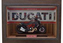 Quadro Ducati Diavel Carbon