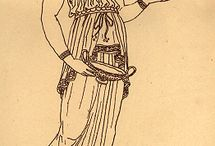 Greek antiquity fashion